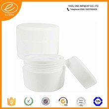 recycled pp jar wholesale korean cosmet case with low MOQ