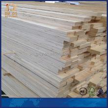Furniture grade of hardwood LVL