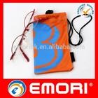 venda quente personalizadoimpressão de cor cheia óculos de sol bolsa de microfibra