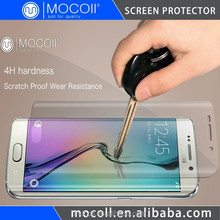 2016 New Technology. 3D Full Cover TPU Protective Film for Samsung S6 Edge, Mobile Accessories