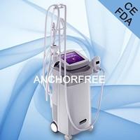 Vacuum Liposuction+Laser+Bipolar RF+Roller Massage Fat Burning Machine