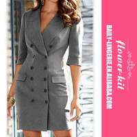 Newest Design top Quality Sexy coat dress sexy overall Sexy women dress