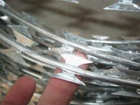 Sharp Blade and Safety Razor Barbed Wire (Produce Factory)