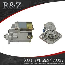 8-94469-246-0 top grade motorcycle starter motor suitable for PICK-UP 4ZE1 9T CW 12V 1.0KW