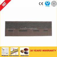 laminated asphalt shingle roof