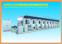 manual plastic Film Printing Press, Ordinary pp/bopp Gravure Printing Machine(Cast Iron)