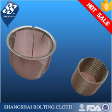 square and round hole stainless steel 40 micron wire mesh