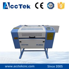 6040 laser engraving and cutting machine-for small art and craft design