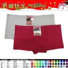 Latest style seamless rubber panties for adults