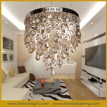 Modern hotel crystal pendant lamp / crystal chandelier lighting