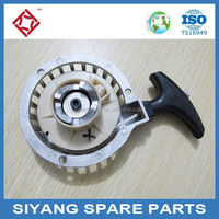 spare parts 2 stroke dirt bike 49cc mini atv alloy pull start