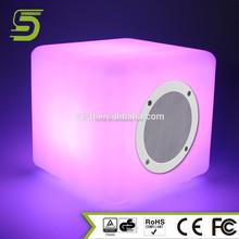 Crisp and clear sound led speaker ring