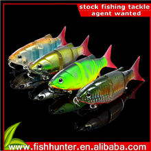 110mm/27g fishing sea jointed fishing lures fishing gear