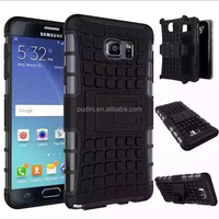 2015 PUDINI hybird series hot selling pc hard back cover for ASUS zenfone 2 laser ze550kl combo case for ze550kl