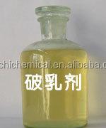 Oilfield Chemical Crude Oil Demulsifier-Chemical Auxiliary Agent
