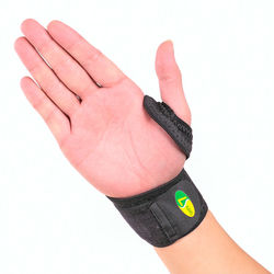Hot sales high quality wrist wrap fitted wrist brace