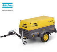 36KW XAS 97Dd Atlas Copco second hand air compressor
