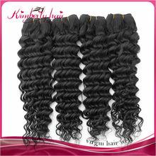 No shedding caribbean remy human hair, name brand hair extension