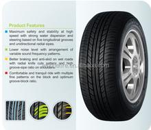 pcr tyre 205/55r16 91v HAIDA HD606 with unique formula