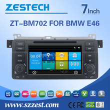 7 inch Touchscreen Android Blue Ray Car Dvd Player For BMW E46/M3 With Gps BT DVD Game SWC RDS, support Ipod