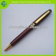 Wholesale china 2014 Wooden Ballpoint Pen,Wood Ballpoint Pen,wooden pen making kits