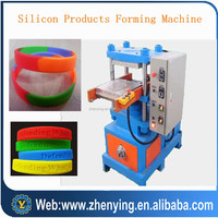 China Biggest factory silicone rubber forming machine