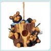 polyresin Decoration hanging Bird Nest house Craft