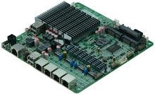 Intel J1900 Quad core 22nm processor 2.0GHz motherboard for network security