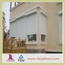 nursery aluminum material roller type sound insulation roller shutter window