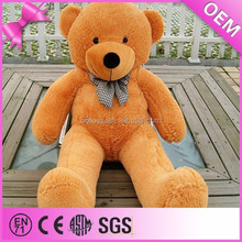 New products plush toys promotional soft large teddy bear 180cm large stuffed animals