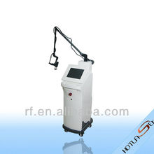Newest!!! Safe and fast Medical ultra pulse co2 laser machineHT858 with remarkable effect