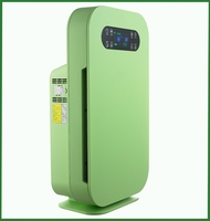 Hot selling in USA green air purifier ionizer