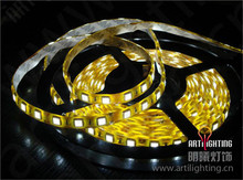 Factory price high quality amber flexible 5050 waterproof led strip light