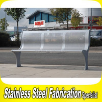 Keenhai Professional OEM Stainless Steel Seating Bench With High Quality