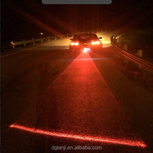 Hot Sale Waterproof car 12v Laser Fog Light For Car