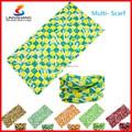 Lingshang venta al por mayor multifuncional headwear, Multi bufanda, pañuelo bandana inconsútil mágica