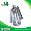 8''6''5'' Inch hydroponics cool tube reflector/indoor grow light reflector/greenhouse aluminum reflector