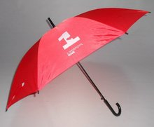 Popular new coming wood stick rain umbrella wholesale gifts