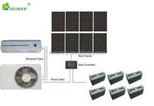 48V DC solar air conditioner with solar power system,100% solar ac TKFR-52GW/DC