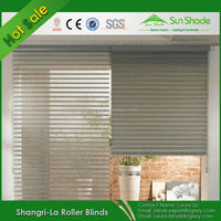 Motorized Sheer Shangri-La Blinds