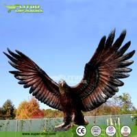 FRP Artificial Eagle Sculpture