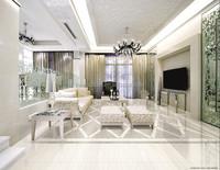modern house design ceramic square wood tile