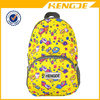 Alibaba china hot sell polyester school bags trendy backpack