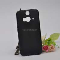 TPU Material Soft Gel Back Cover Case for HTC Butterfly 2 B810X