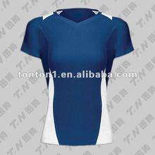 2012 uniformes más nuevos del voleibol del estilo para las mujeres