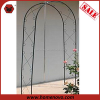 Manufacturers New Design For 2015 Hot Sales Metal Garden Wrought Iron Rose Arch
