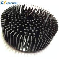 LED Processor Heatsink and Cooling Fan