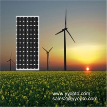Factory price chinese mono solar panels with low price