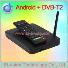 android smart tv box full hd media player stb dvb-