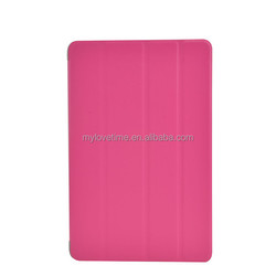luxury litchi leather case for ipad 4